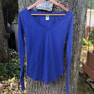 PINK Victoria's Secret sleepwear thermal shirt
